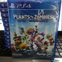 Kaset / Bd Plants Vs Zombie Battle For neighborville Ps4