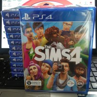 Kaset / Bd The Sims 4 Ps4