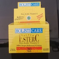Ester C Holistic 30 tablet Jaminan Original