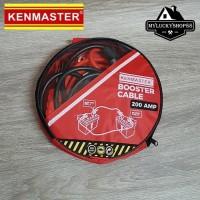Kenmaster Cable Booster 200A - Kabel Jumper Aki 200 Ampere