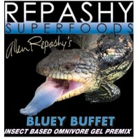 Repashy Superfoods Bluey Buffet share pack 5 gram blue tongue skink