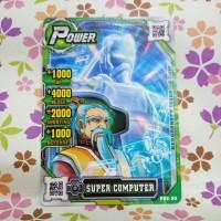 hero of robots power normal super computer ( sword master ) versi 2