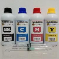 Tinta isi ulang ( Refill ) 500ml untuk printer HP