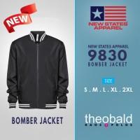Jaket Bomber New States Apparel 9830