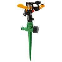 LeKing Rotate Sprinkler Spray Nozzle Air Irigasi Taman 1/2 inch