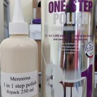 menzerna 3in1 one step polish repack 250 ml