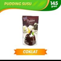 nutrijell nutrijel puding susu rasa coklat