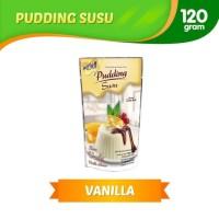 nutrijell nutrijel puding susu rasa vanilla