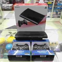 Player Ps3 Super Slim 500GB VER 4.86 PES20 FIFA19