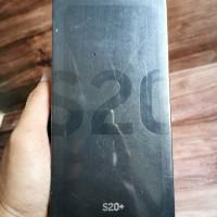 SAMSUNG S20 Plus Black NEW Garansi Resmi SEIN 1 Tahun Bs Gosend