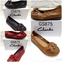 sepatu wanita Clarks GS875