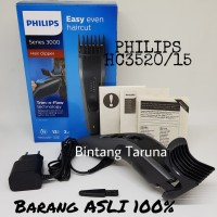 Alat cukur rambut Philips HC3520/15 Hair Clipper Philips series 3000