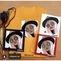 Tumblr Tee/Shirt/Kaos Wanita Lengan Panjang SOMEONE WILL DISAGREE
