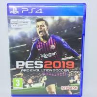 BD PS4 Pro Evolution Soccer 19 PES 2019