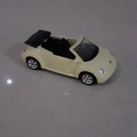 Diecast VW Volkswagen New Beetle Convertible Welly 60