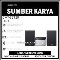 CMT-SBT20 SONY Hi-Fi System Mega Bass Bluetooth Fm Radio USB CMTSBT20