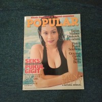Majalah Popular Tahun 1999