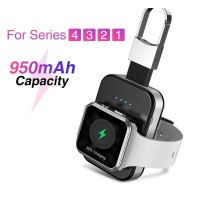 mini portable powerbank apple watch / wireless travel charger iwatch