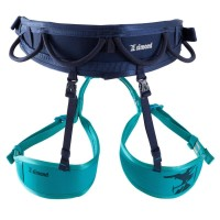 SIMOND ROCK CLIMBING AND MOUNTAINEERING HARNESS BLUE 8386273