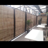 BIG SALE!!! Tirai Bambu Ati - Size 2m x 2m
