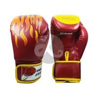 WOLON Gloves MMA Muay Thai Glove Sarung Tinju Kick Boxing Body