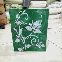 Paperbag batik 20x25x9cm, paper bag, tas kertas, tas sovenir