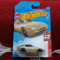 Hotwheels 89 Porsche 944 Turbo Lot G 2020