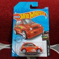 Hotwheels 85 Honda City Turbo II Lot G 2020