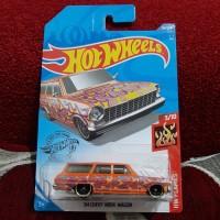 Hotwheels Chevy Nova Wagon lot G 2020 hot wheels