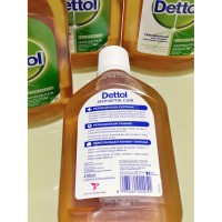 Dettol Antiseptic 495ml - ORIGINAL - Dettol Antiseptik
