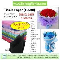 Tissu paper (1050B) +/- 35 lbr/pack, kertas tissu