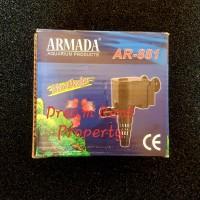 Mesin Pompa Celup Filter Power Head Aquarium Akuarium ARMADA AR881