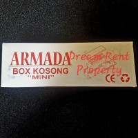 ARMADA Filter Box Kosong MINI RECENT Filter Box Kosong MINI