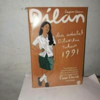 Novel Dilan 1991 By Pidi Baiq