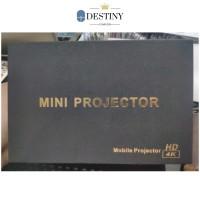 Mini Mobile Smart Projector P09-II Ultra HD 4K