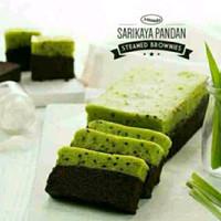Brownies Amanda Srikaya Pandan