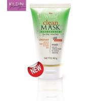 Viva Clean Mask Oily Cleanser (Cleanser + Masker Wajah) 50g