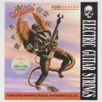 1 Set Senar Gitar Listrik / Electric Guitar Alice A506 - SL