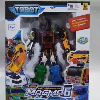 ROBOT MAGMA 6 IN 1