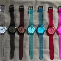Paket usaha jam tangan QnQ watch jepang unisex