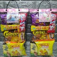 Paket snack ulang tahun/paket Snack ultah/paket Snack bingkisan