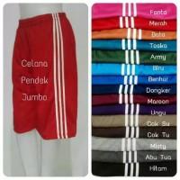 Celana Training Kolor Pendek murah Size JUMBO