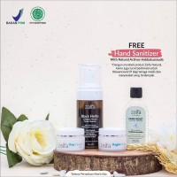 ZALFA MIRACLE ACNE SERIES BLACK HERBS Free Hand Sanitizer