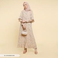 baju gamis wanita gaun setelan lebaran new collection promo HOTSALE