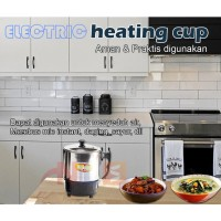 Electric Heating Cup 11-15cm/Mug listrik Gelas masak/Teko listrik - 11cm