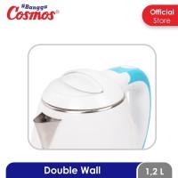 COSMOS Kettle Listrik 1.2 Liter CTL-210