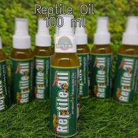 Reptile Oil Suplemen Vitamin Reptil / Kura Kura Torto / Kadal Iguana