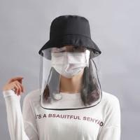 topi anti corona perlindungan virus bakteri segala kotoran