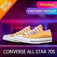 Converse All Star 70s Shoes Yellow Man and Women Low Classic Original - 36