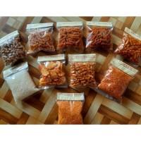 Makaroni bantet variasi mix (bantet, uril, bihun kremes, seblak kering